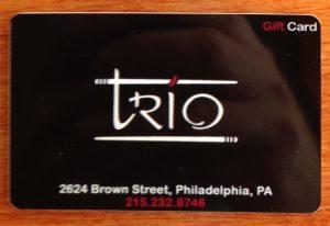 TrioGiftCard